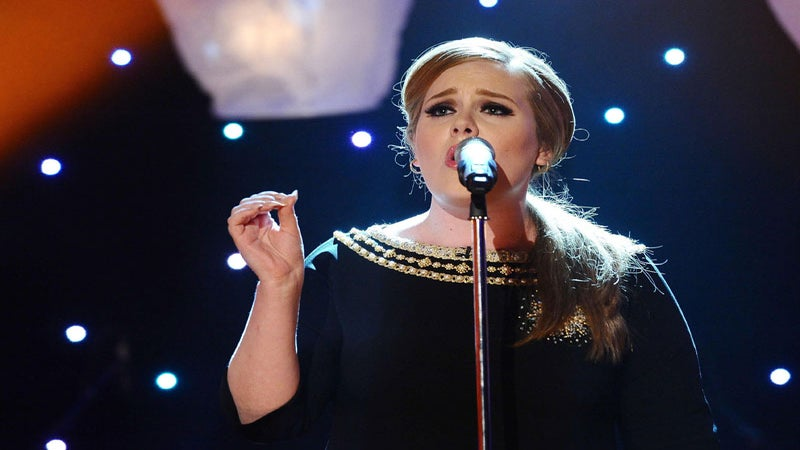 Must-See: Adele Covers Etta James' 'Fool That I Am'