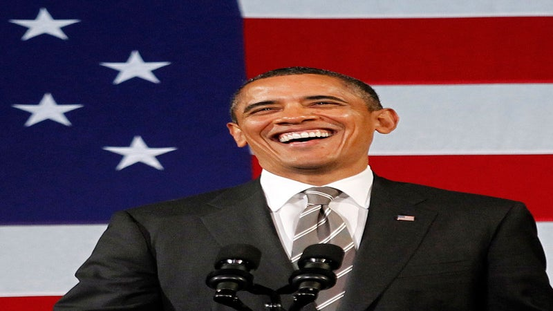 Must-See: President Obama Sings Al Green's 'Let's Stay Together'