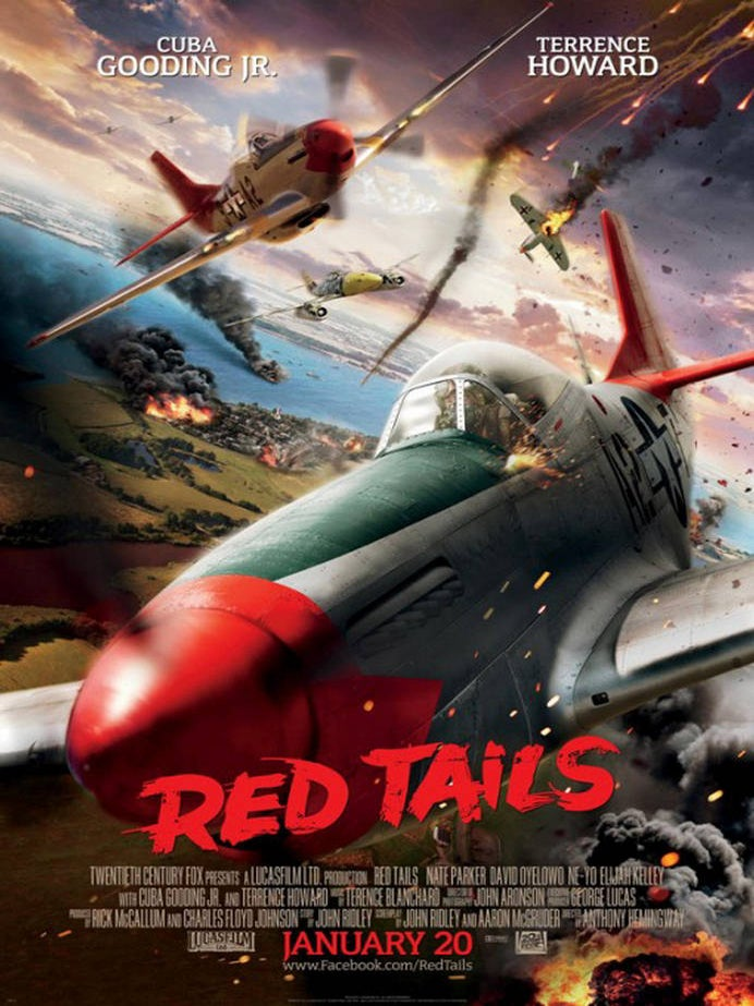 Real Talk: Four Reasons You Should See 'Red Tails'