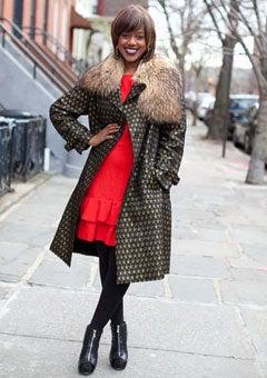 Street Style: Fabulous Furs