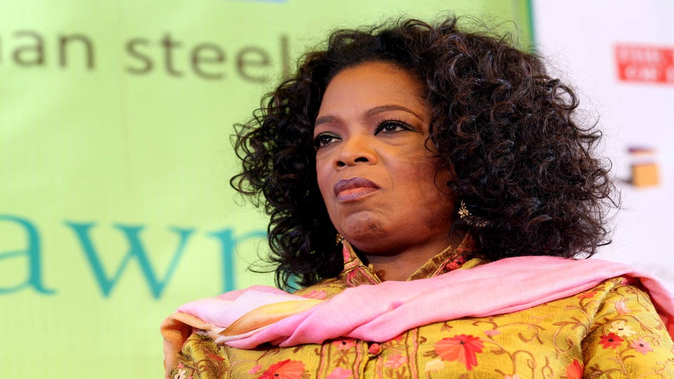 Oprah: I'd Be Divorced By Now Had I Married Stedman