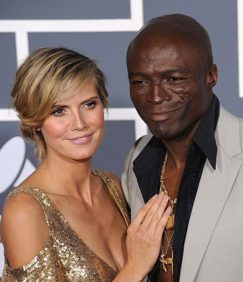 Heidi Klum Officially Files for Divorce from Seal