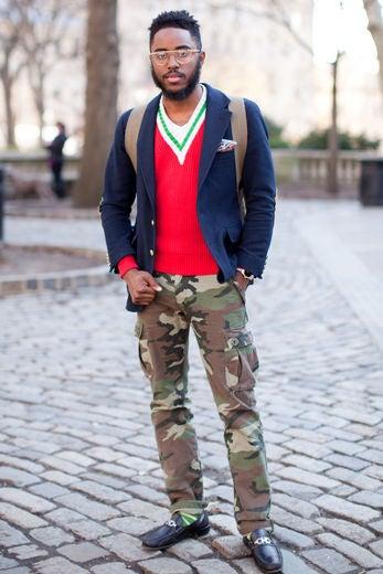Street Style: Trail Blazers