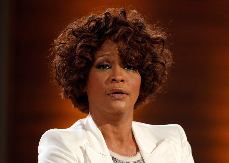 Whitney Houston Calls Broke Rumors 'Ridiculous'