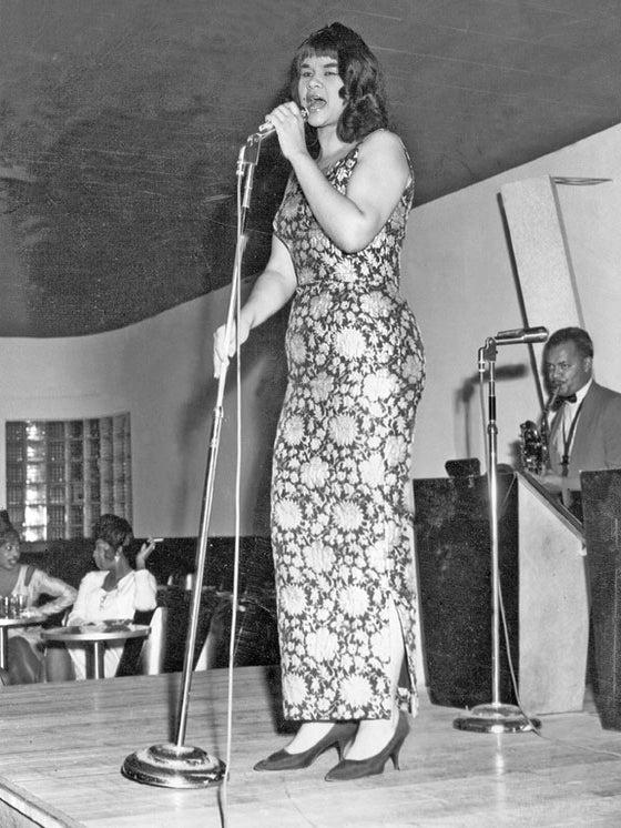Fashion Flashback: Etta James