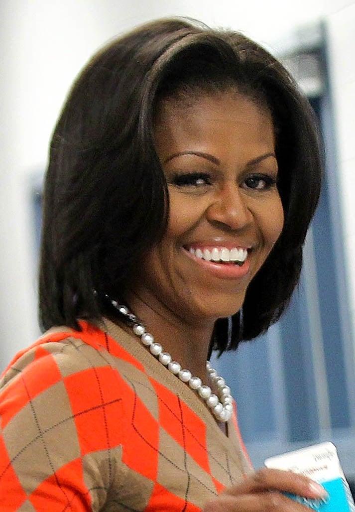Coffee Talk: Michelle Obama is a TIME Fashion Icon