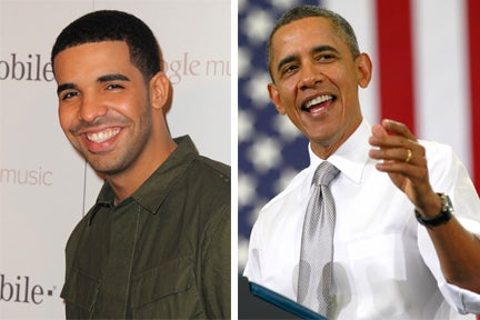Could Drake Play President Obama in a Movie?