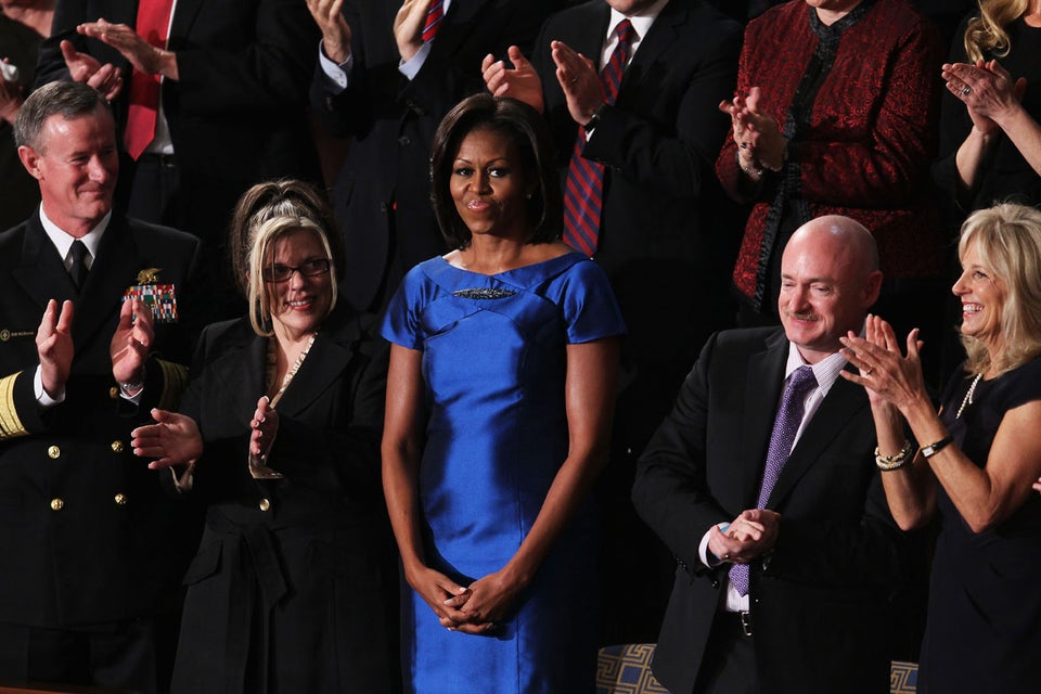 First Lady Style: The Best of Blue