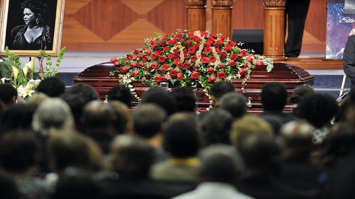 Etta James Remembered as Triumphant Trailblazer at Funeral
