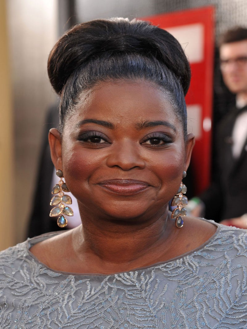Octavia Spencer Wins Screen Actors Guild Award for Best Supporting Actress