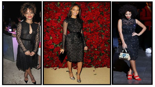 Celeb Style: How to Wear Lace