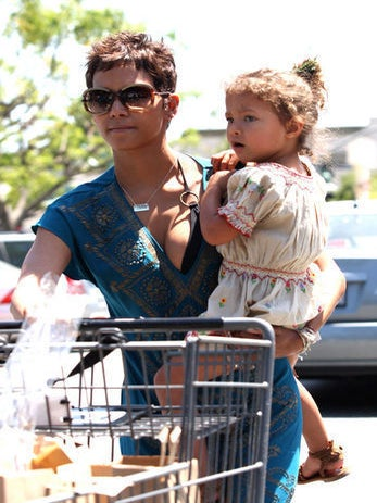 Halle Berry Seeking Permission to Move to France