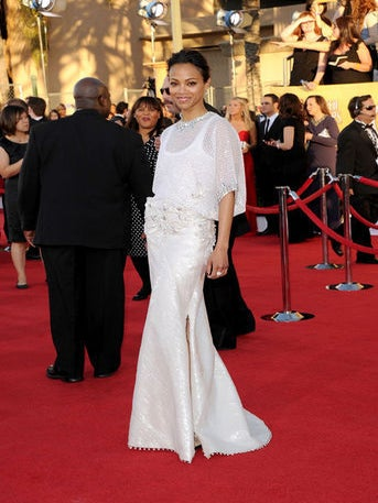 Live from the 2012 Screen Actors Guild Awards