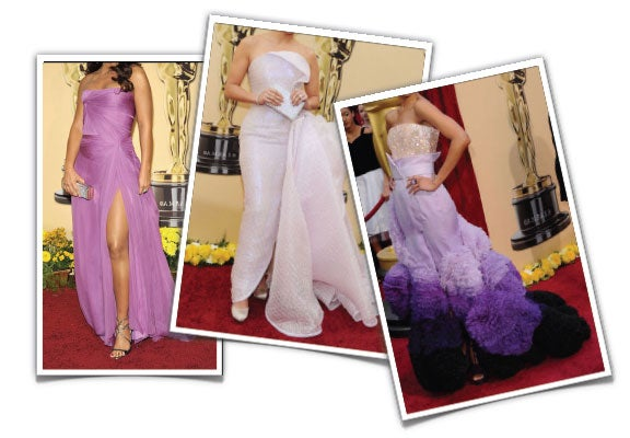 Who Wore What: Oscar Gowns