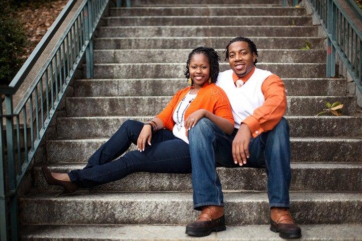 Just Engaged: Shani and Moses