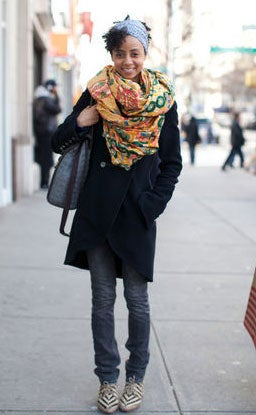 Street Style: Girl About Town