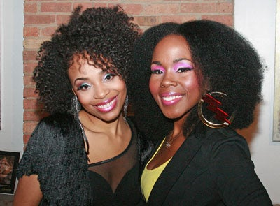 Street Style: Industry Standard Natural Hair and Beauty Fashion Show