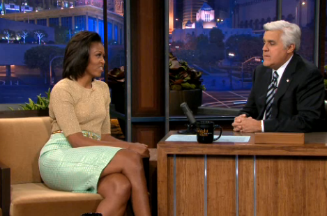 Must-See: Michelle Obama Appears on 'The Tonight Show'