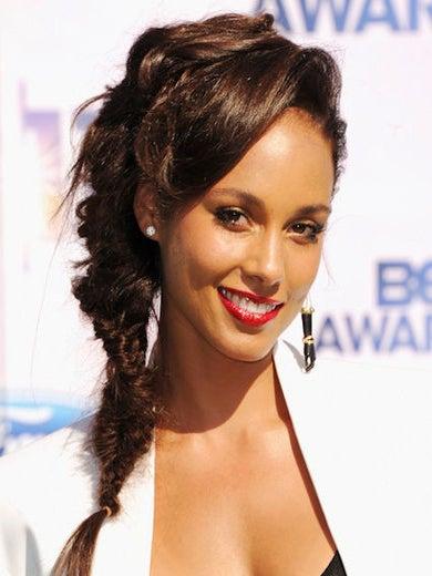 Hot Hair: Stars Get Glam in Side Braids