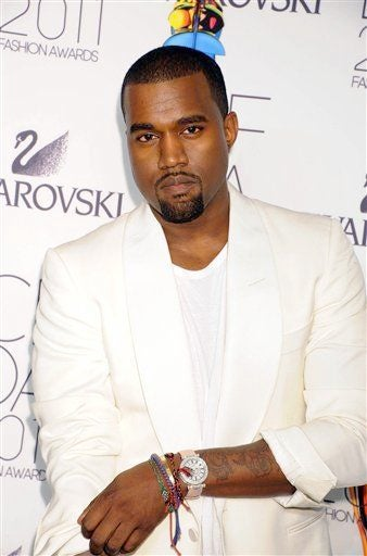 Coffee Talk: Is Kanye West Making a Short Film in the Middle East?