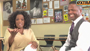 Must-See: Oprah Dishes on Her South Africa School and OWN's Success