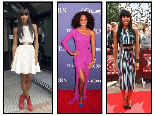 Style File: Kelly Rowland