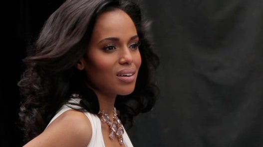 Behind-the-Scenes Video of ESSENCE's March 2012 Kerry Washington Cover