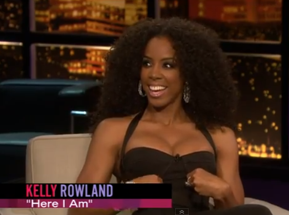 Must-See: Kelly Rowland Talks Grammy Nomination on 'Chelsea Lately'