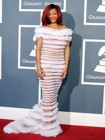 Top 10: Grammy Awards Style Moments