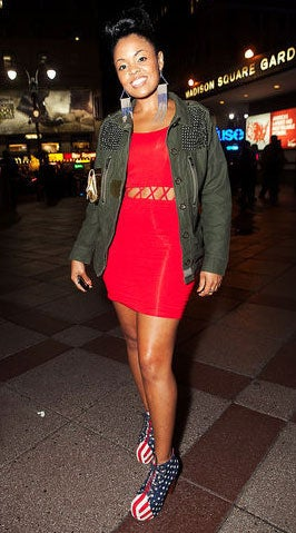 Street Style: Ladies in Red