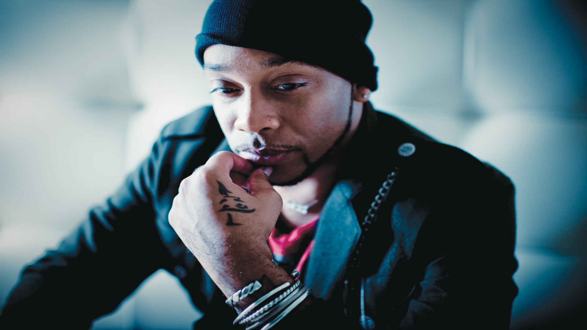 Rahsaan Patterson Opens Up About Childhood Molestation, and Healing