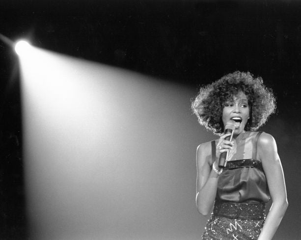 The Ultimate Whitney Houston Playlist