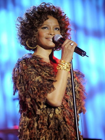 Whitney Houston: Ups and Downs