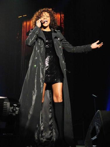 Must-See: Whitney Houston's Last Performance, Sings 'Yes, Jesus Loves Me'