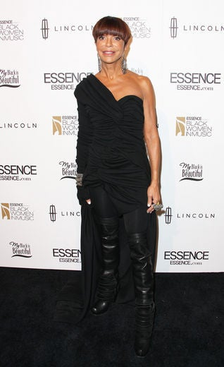 Exclusive: 'Black Women in Music' Honoree Sylvia Rhone