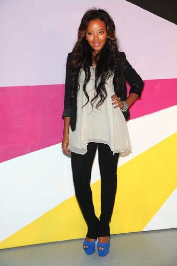 Star Gazing: New York Fashion Week Fall 2012