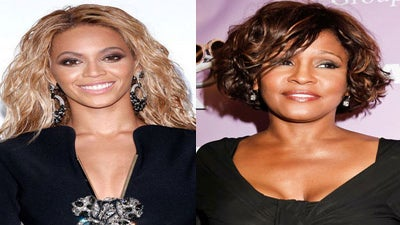 Beyonce: 'I Always Wanted To Be Just Like Whitney Houston'