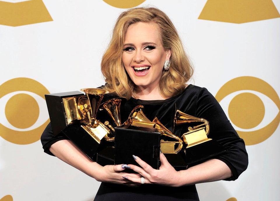 Coffee Talk: Adele Earns 6 Grammy Awards