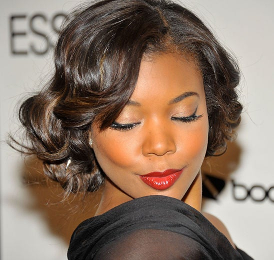 Celeb Beauty: Kissable Red Lips for Valentine's Day