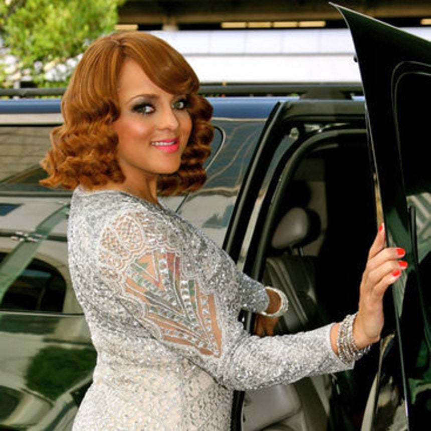 Marsha Ambrosius Gets Glam for the Grammys