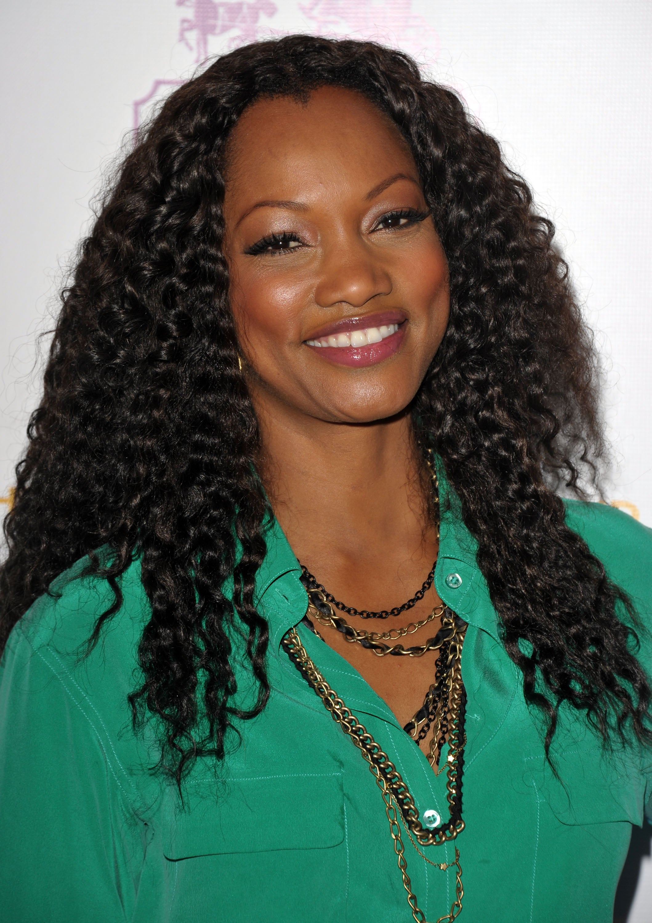 Hairstyle File: Garcelle Beauvais' Crimps and Curls