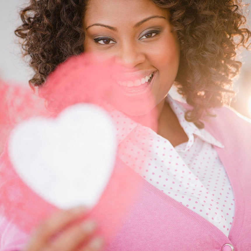 Plus Size Model in the City: So, It's Valentine's Day...
