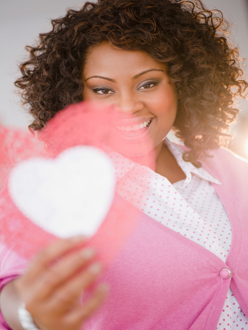 Plus Size Model in the City: So, It's Valentine's Day…