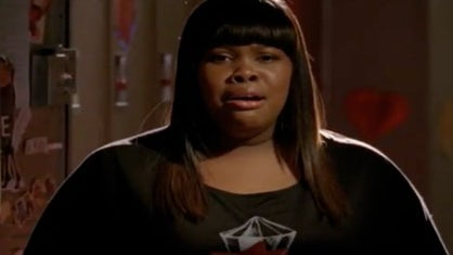 Must-See: Amber Riley Sings Whitney Houston's 'I Will Always Love You' on 'Glee'