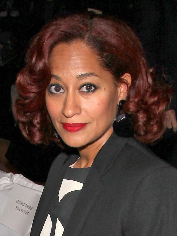 Go There Thursdays: Tracee Ellis Ross Debuts Crimson Curls