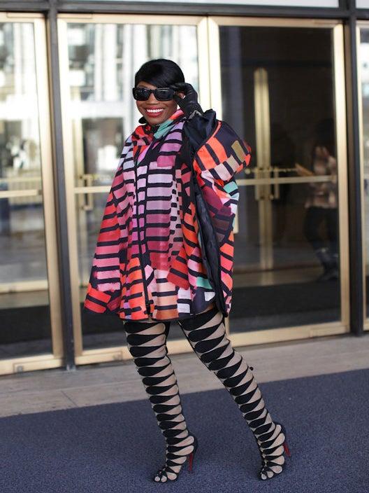 Street Style: New York Fashion Week Fall 2012