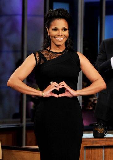 Janet Jackson Shares Weight Loss Secrets
