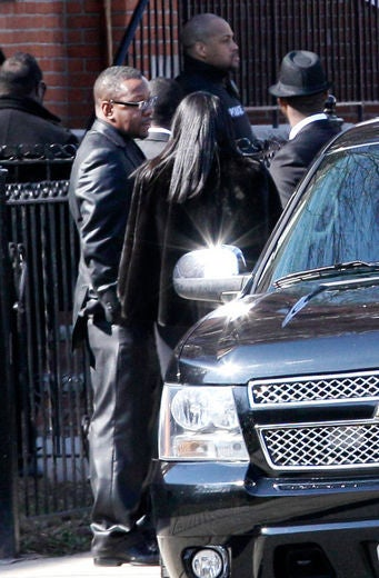 Was Bobby Brown Turned Away from Whitney Houston's Funeral?