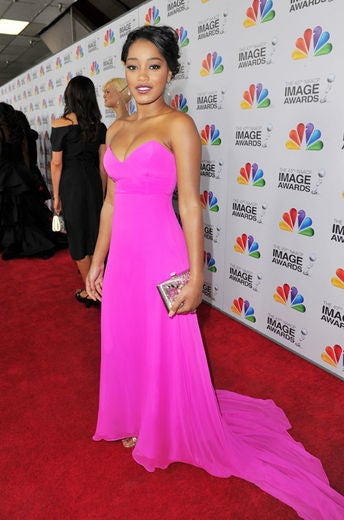 Celeb Style: Bold Bright Gowns