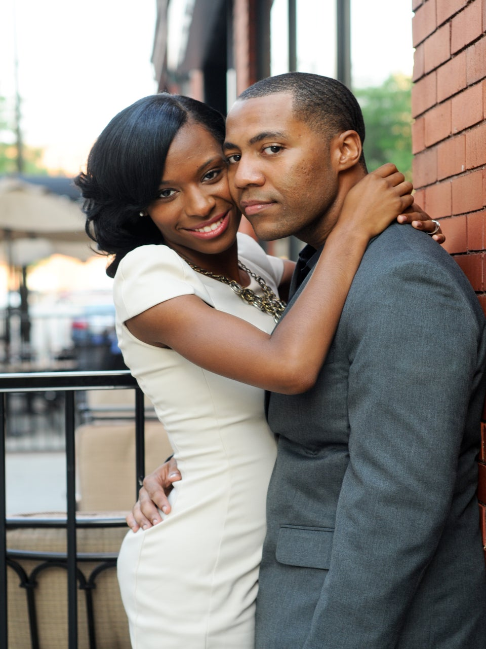 Just Engaged: Whitney and Jeremy